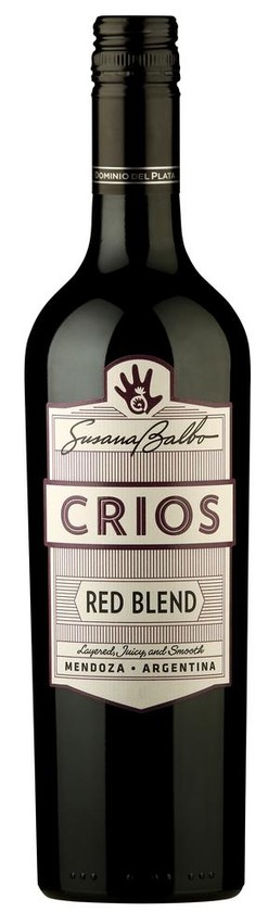 2015 Crios Red Blend