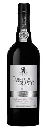 2013 Quinta do Crasto Late Bottled Vintage Port